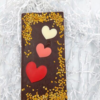 Bišu produkti tumšajā šokolādē 35 EUR