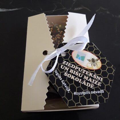 Ovāla šokolāde 2.00 EUR