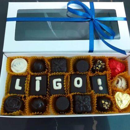 Šokolādes konfektes 6.50EUR