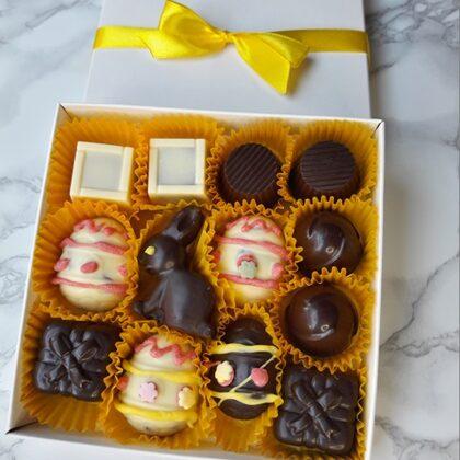 Bišu produkti šokolādē