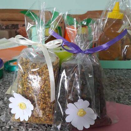 Ziedputekšņi un bišu maize 3 EUR - 4 EUR