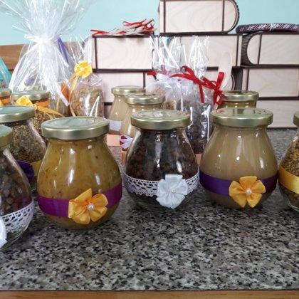 "Jars ""Drops"" 3.50-5.50 EUR"