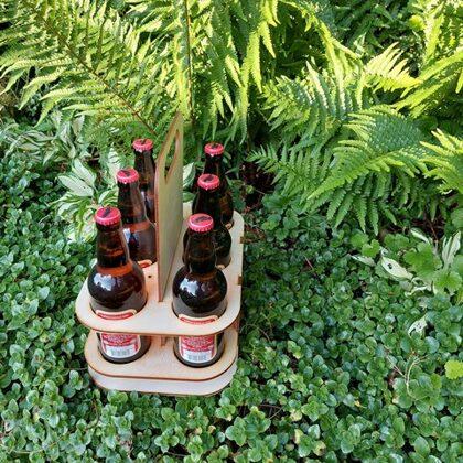 Alus pudeļu un bundžiņu turētājs 10 EUR