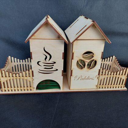 Tējas/kafijas namiņi 15 EUR